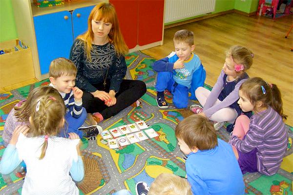 Przedszkole Odział 1 i Klub Dziecięcy